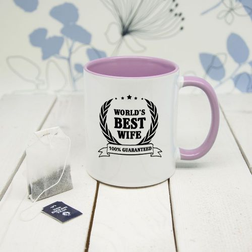 World's Best Wife Mug (unpersonalised)